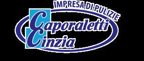 Logo impresa pulizie Caporaletti Cinzia