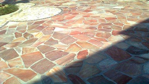 restauro pavimenti esterni