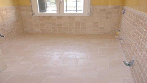 pavimenti in cotto o in pietra
