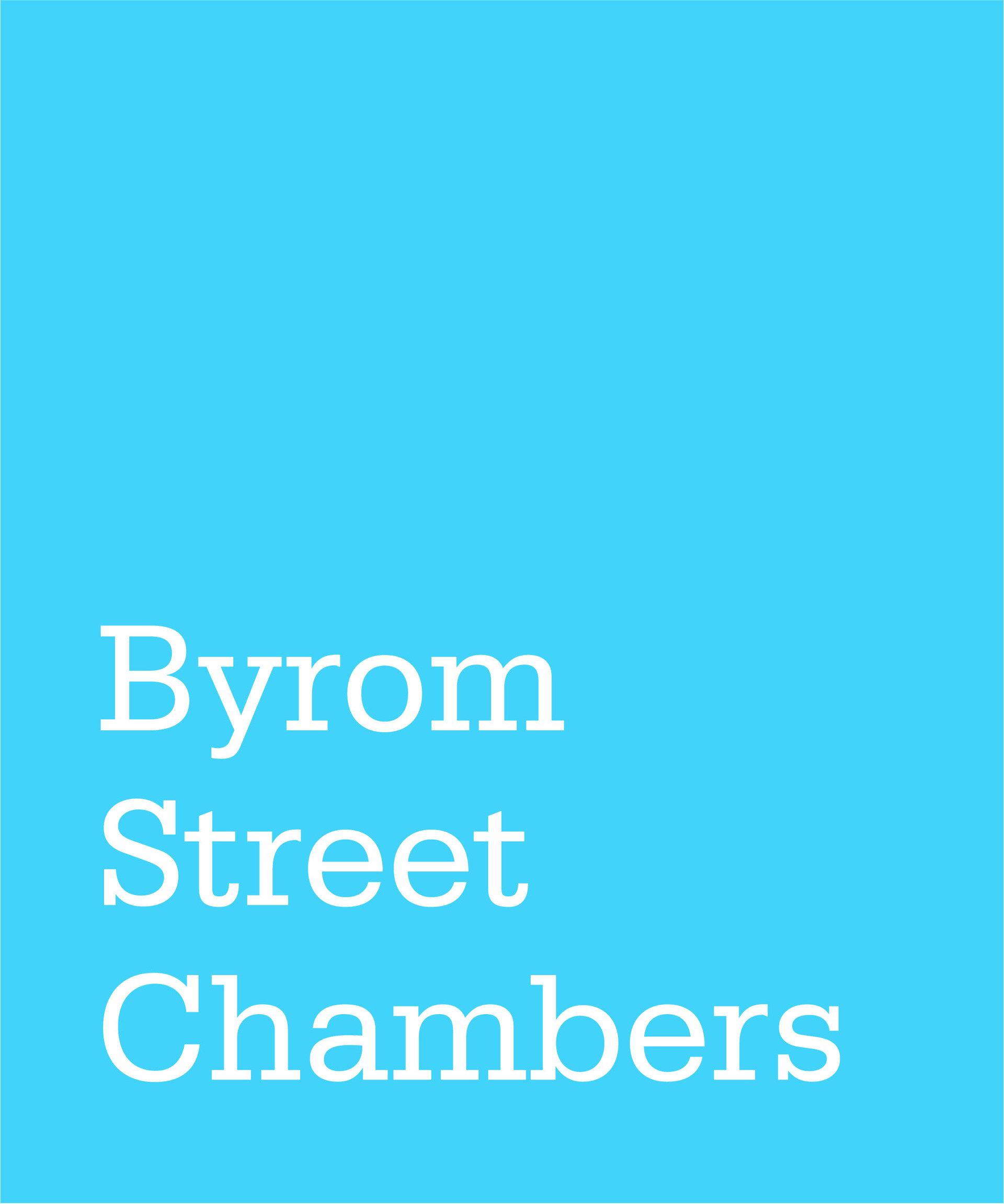 Byrom Street Chambers logo