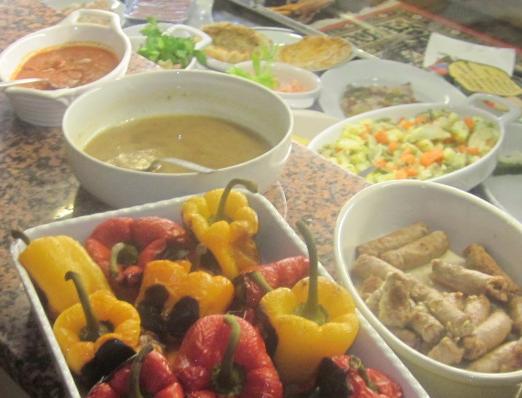 Gastronomia e pasta fresca a Cavout Torino Peperoni e contorni