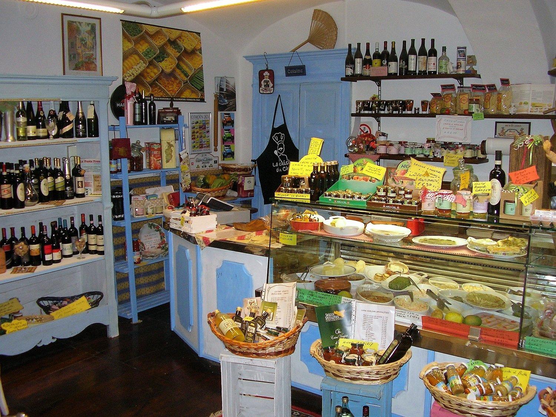 Gastronomia e pasta fresca a Cavour
