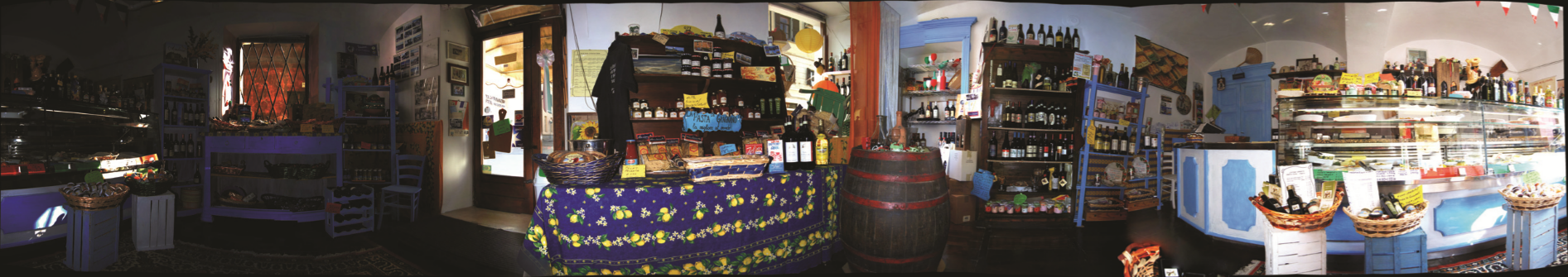 Panoramica del negozio Gastronomia e pasta fresca Cavour