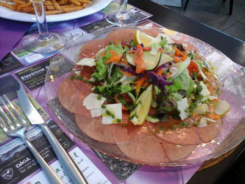 Piatto tradizionale della cucina piemontese a Cavour