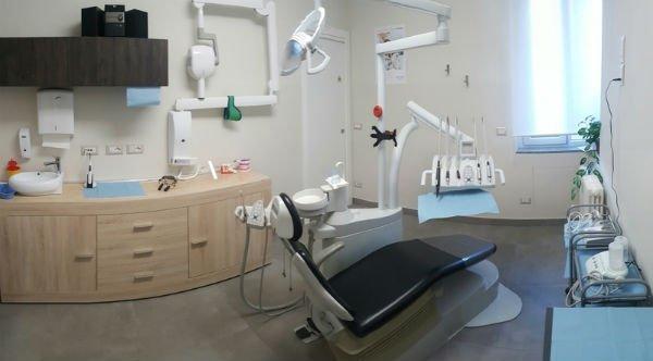 uno studio dentistico