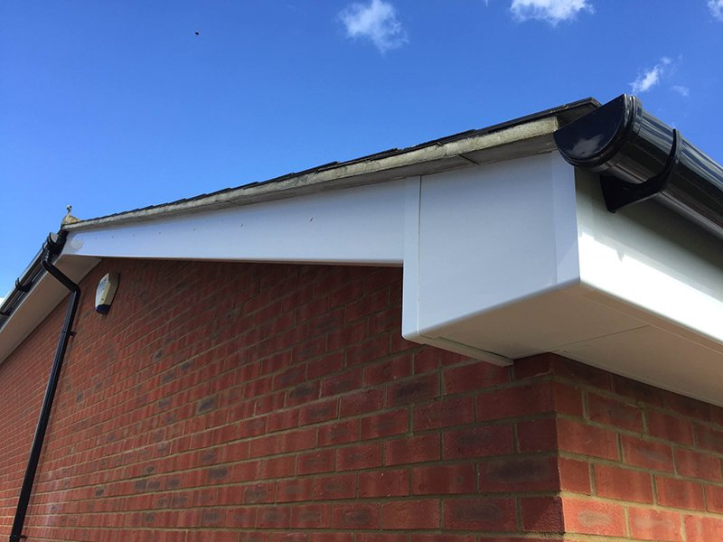 Fascias and soffits installations