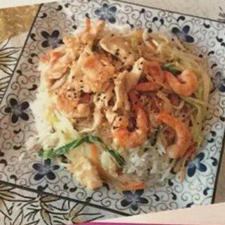 Menù fisso ristorante asiatico