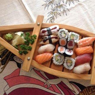 sushi menu fisso