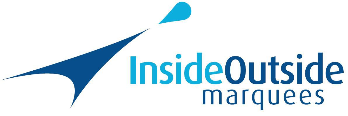Inside Outside Marquee Hire logo