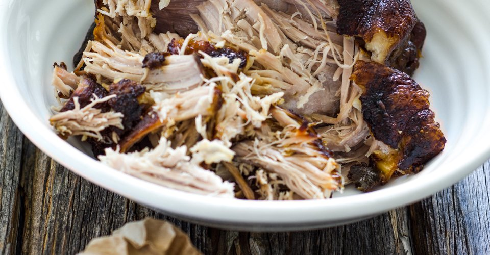 Pulled pork by Keeley's Kitchen in Surrey