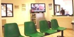 Sala d'attesa Car Test Olbia 1