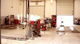 Linea revisione car test olbia 1 uno centro revisioni veicoli auto moto camion tachigrafi  mctc vdo siemens sardegna