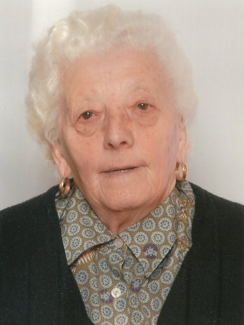 necrologio Elvira Rini