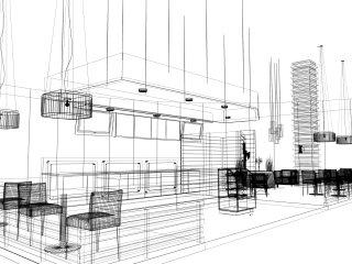 Progettazione ristorante