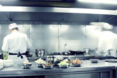 Progettazione cucine professionali