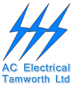 AC electrical tamworth company logo