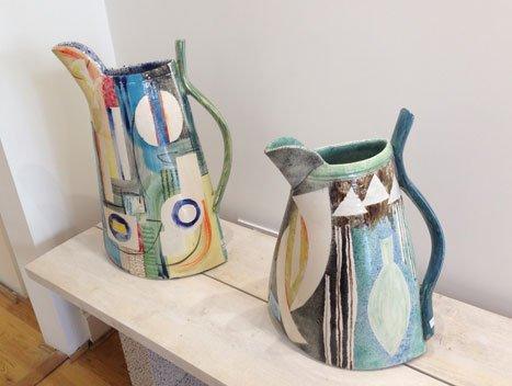 ceramic art work
