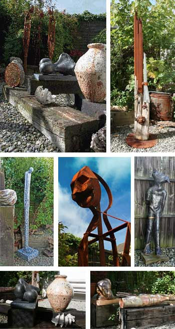 different types of sculptures