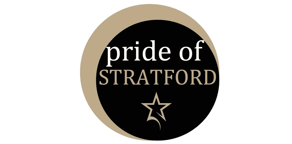Pride of Stratford logo