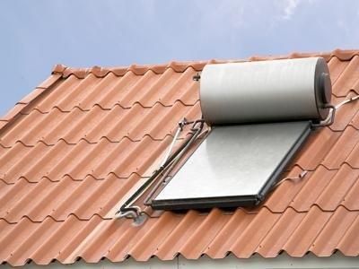installazione solare termico