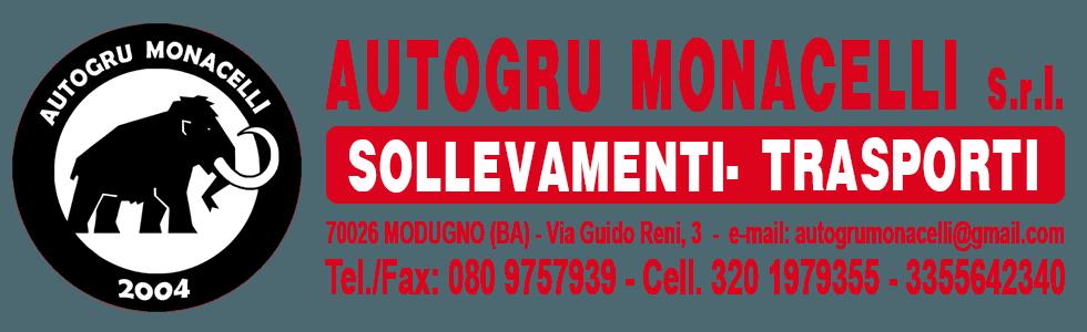 Monacelli Autogru - Bari