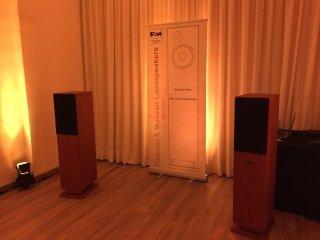 Orator model T at Milano Hi-Fidelity 2017