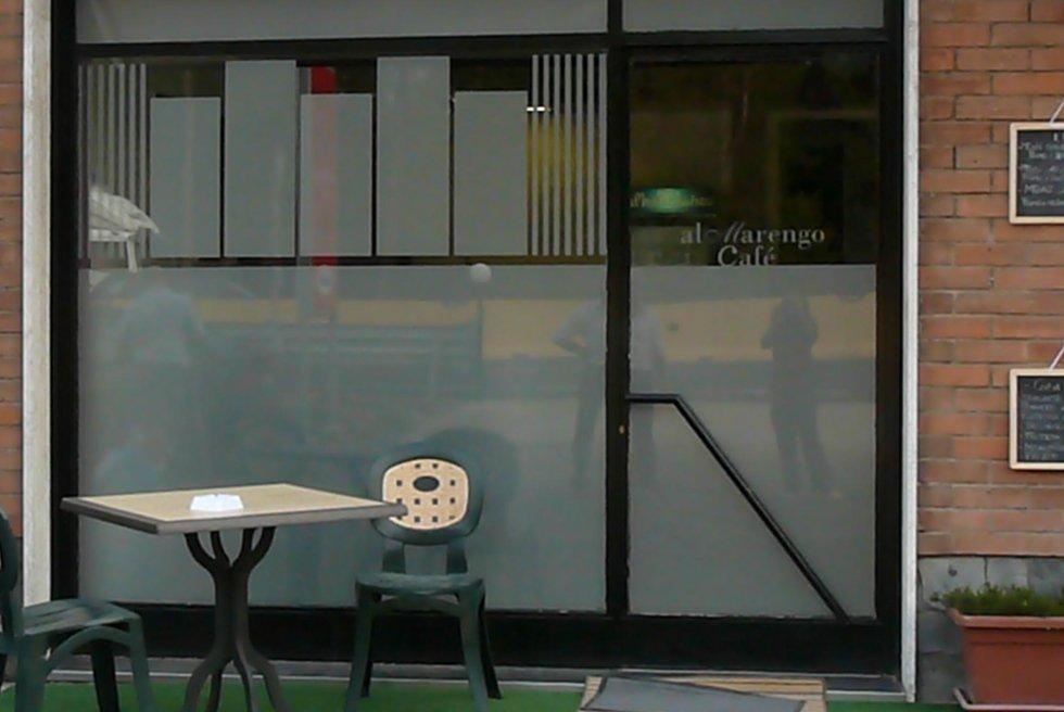 vetrine bar