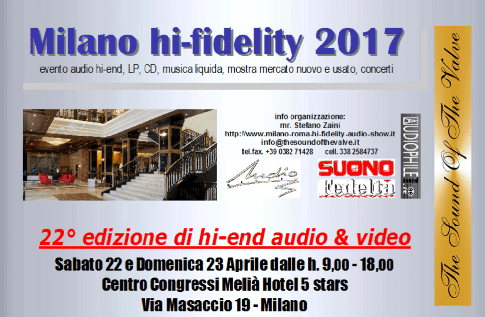 http://www.milano-roma-hi-fidelity-audio-show.it/Milano_2017_index.html