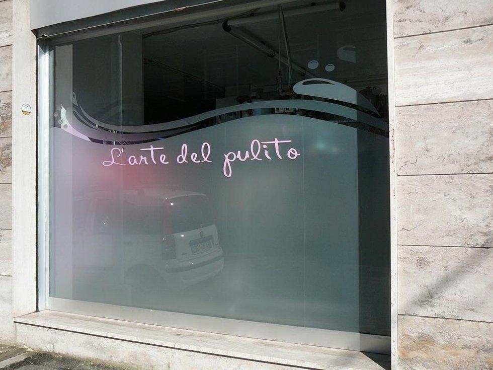 personalizzazione vetrine