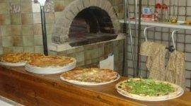 pizze cotte al forno