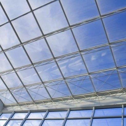 Vetrate termiche per centro commerciale