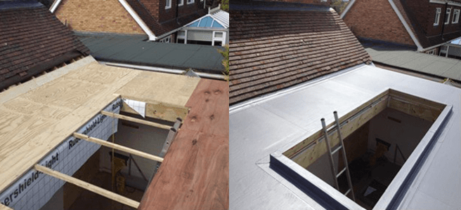 specialist roofing