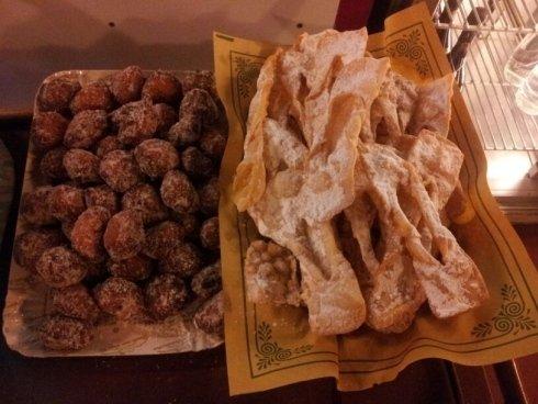 Dolci della trazione toscana, dolci di carnevale, cucina tipica toscana