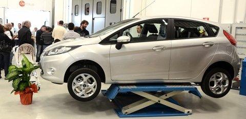 riparazione veicolo da sinistro