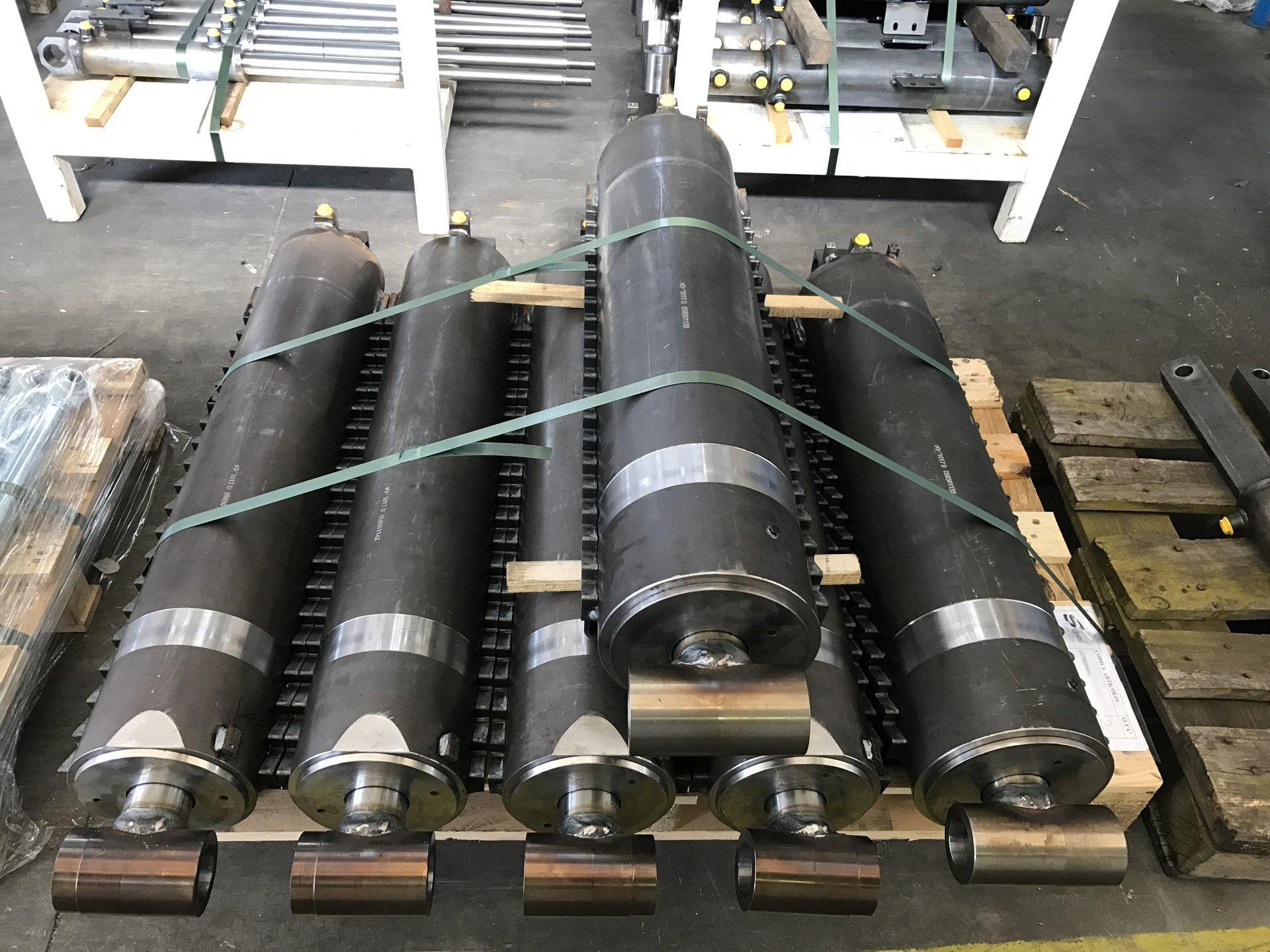 cilindri idraulici
