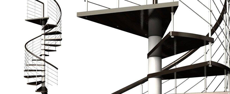 Scala in ferro Metal Costruzioni