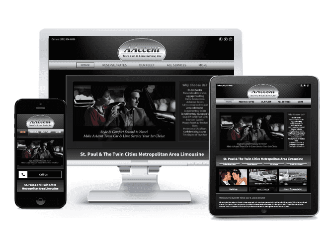responsive web design Hollywood