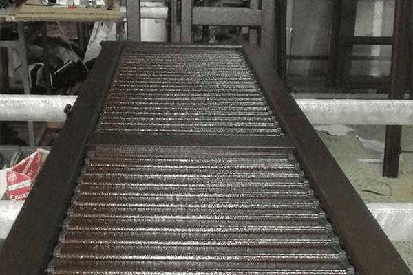 serramenti in ferro e metallici