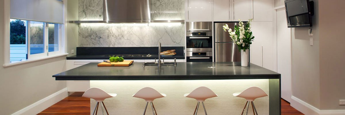 caliber Kitchens and Joinery kitchen testimonials hero image