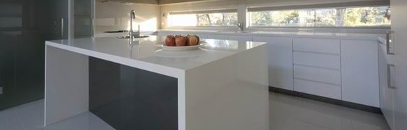 Finished kitchen design in Canberra