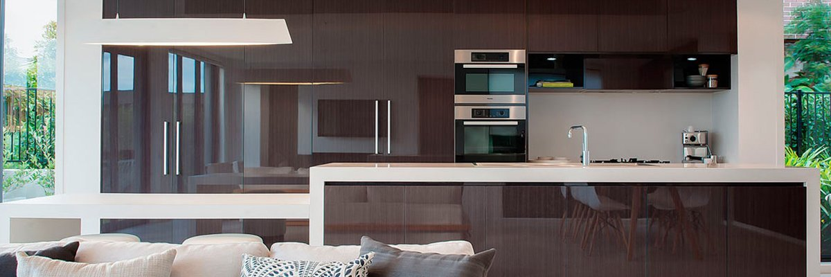 Installed kitchen cabinets in Canberra