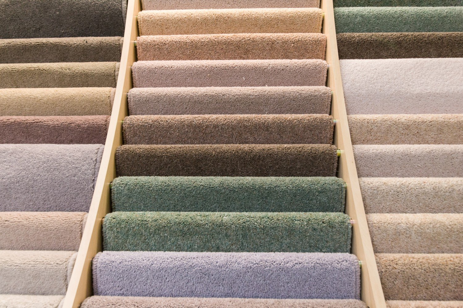 Large range of carpets at Northern Floorcraft