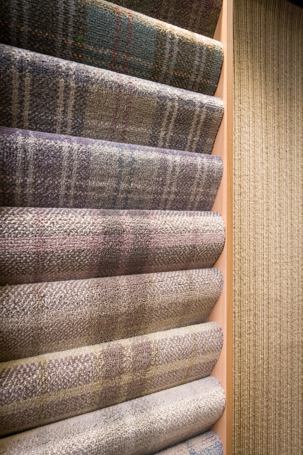 Full range of carpets