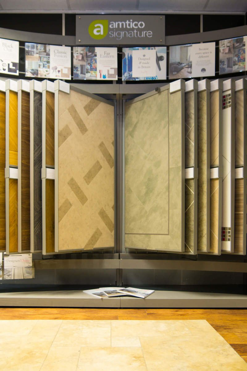 Large range of different flooring options at  Northern Floorcraft