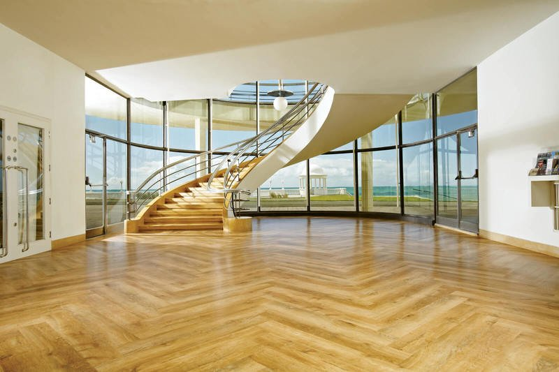 Variety of Karndean flooring