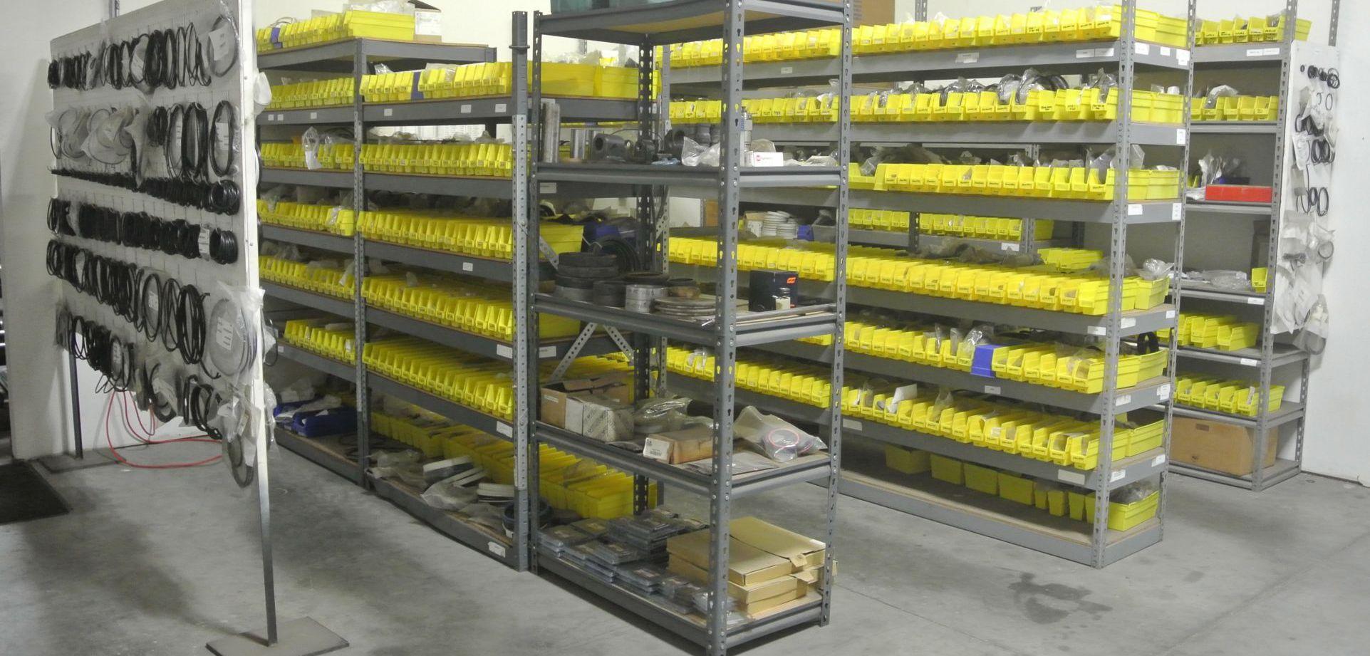 Hydraulic seals & parts