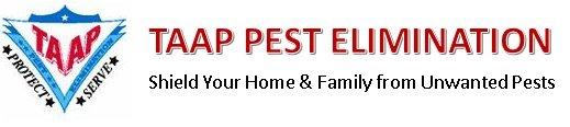 TAAP Pest Elimination logo