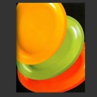 piatti colorati monouso