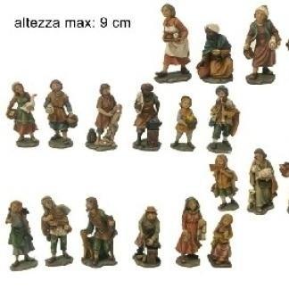statuette presepe