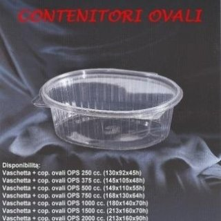 contenitori ovali